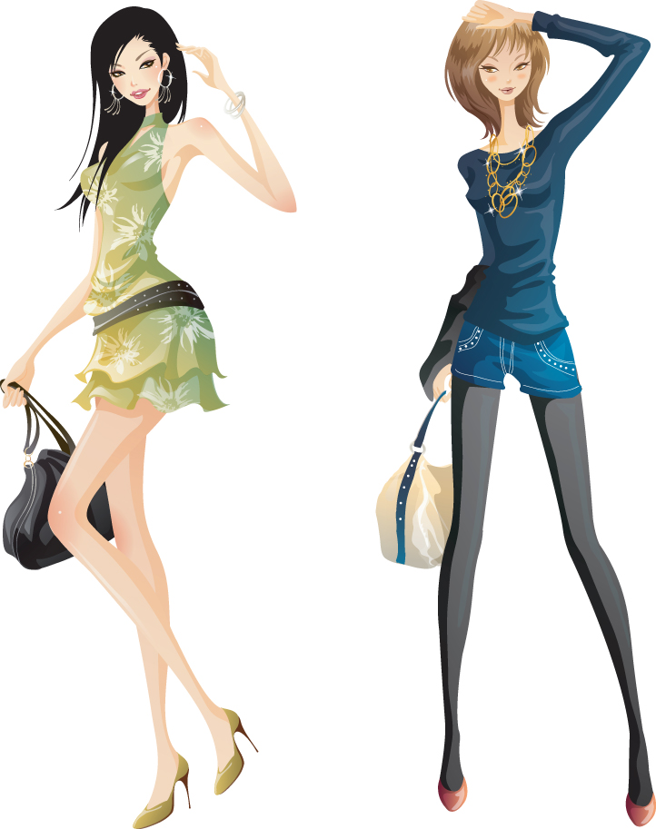 vector-woman-illustrations