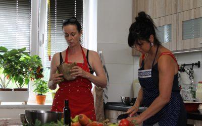 Online stream – vaření ve Farmě domů