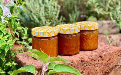 Mirebelková marmeláda aneb Ovoce, kterého si málokdo všimne